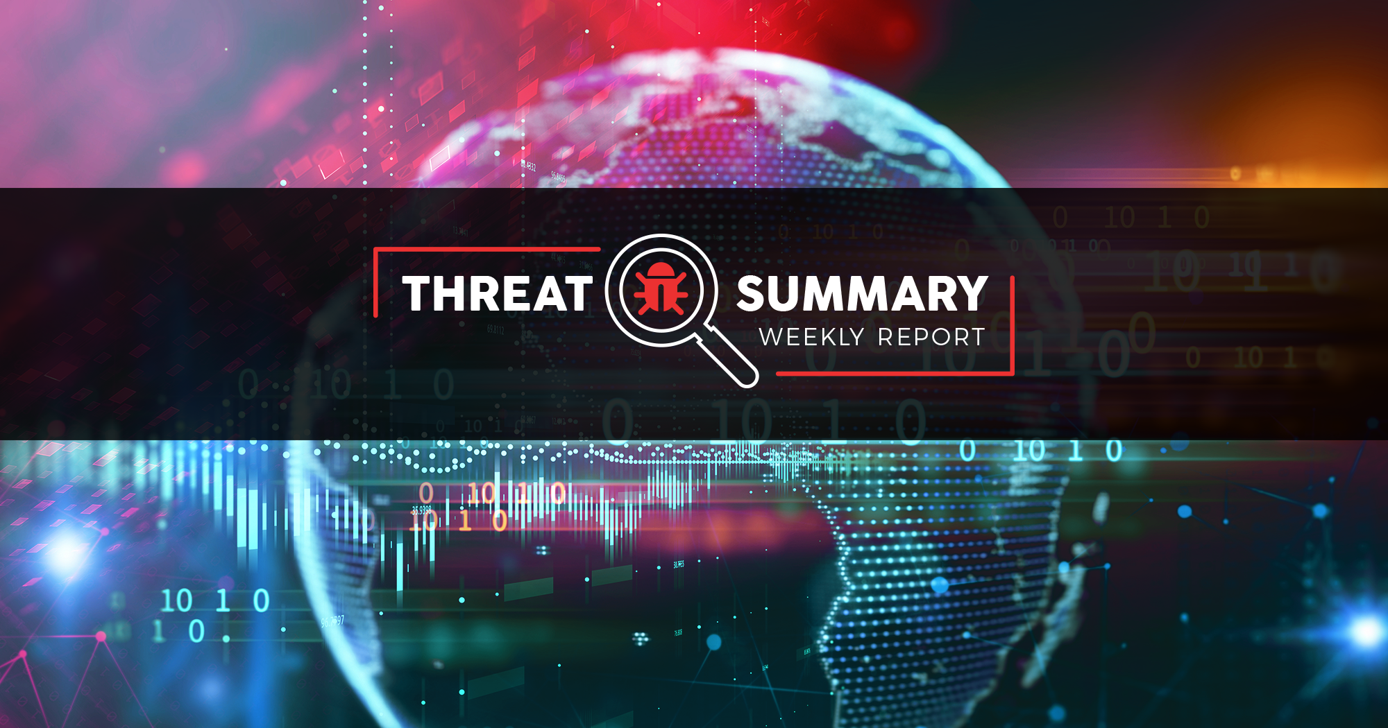 Threat Summary - Week 44, 2019