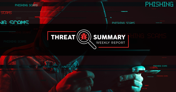 Threat Summary - Week 46, 2019